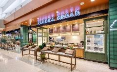 Panera Bread is a leading brand in the bakery and café industry. This locally- operated restaurant offers delicious freshly baked cookies, muffins, brownies, croissants, quiches, breads, soups, salads, sandwiches and more.
